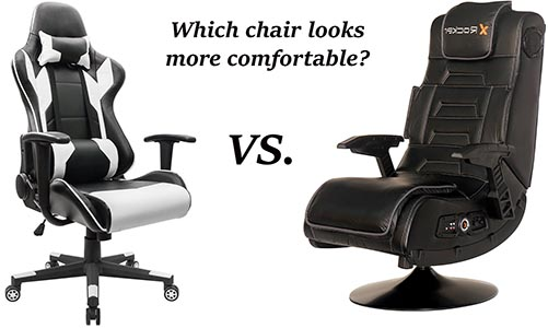 which is the most comfortable gaming chair