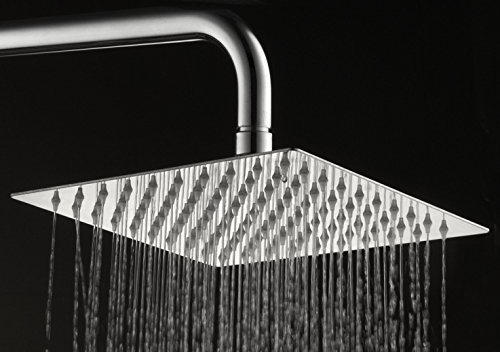 5 Best Rain Shower Heads For Waterfall In Jungle Showers