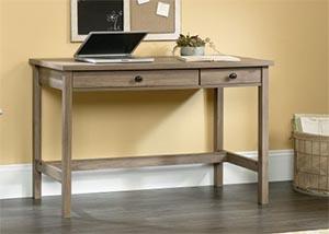 sauder country writing desk