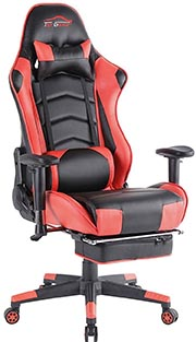 top gamer comfortable gaming chair