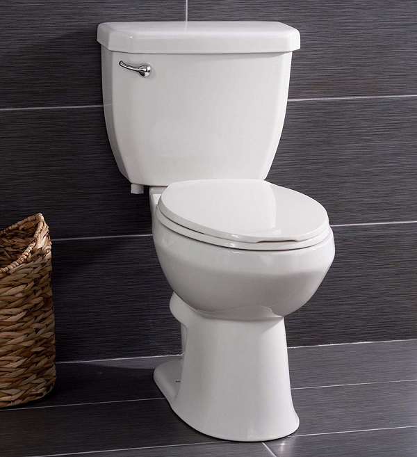 a small miseno toilet in white