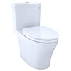 high efficent dual flash toilet by toto