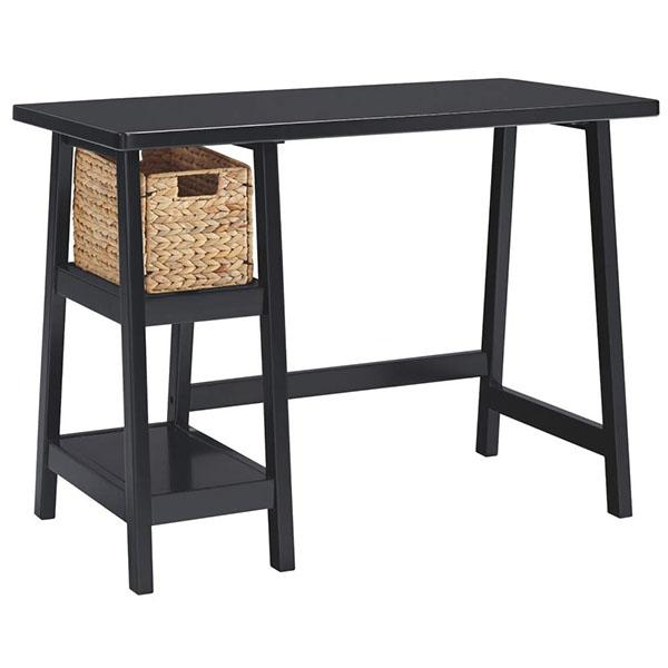 black writing desk by Signature Design