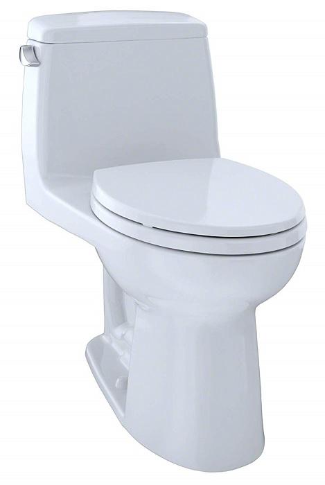 wide tank toto toilet