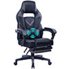healgen chair with lumbar support massage