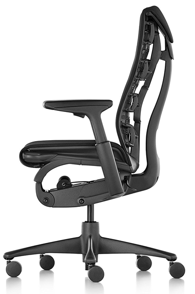 herman miller graphite chair review