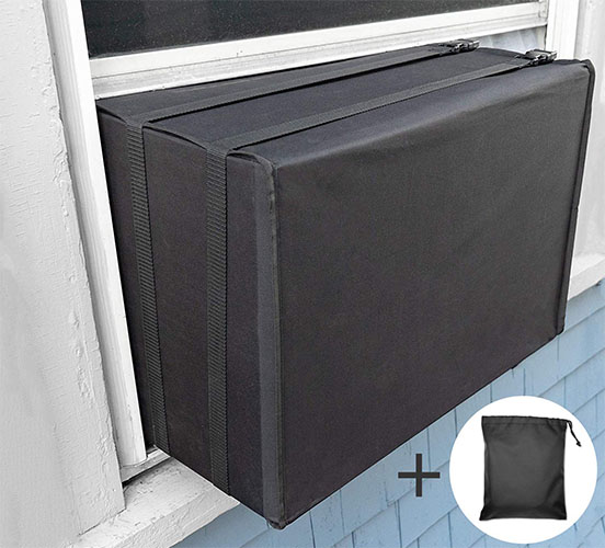 iSOLe cover for wall-mounted air conditioner