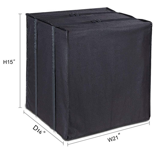 lbg products heavy duty cover dimensions for united states standard wall air conditioner
