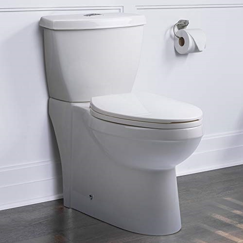 high efficency toilet by miseno with dual flush