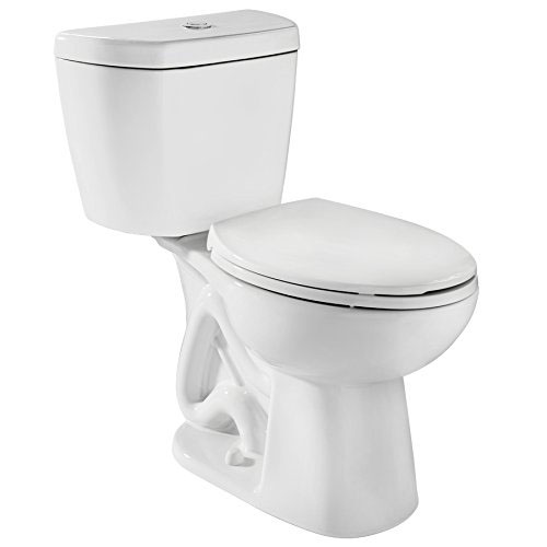 ultra low flush toilet that minimizes the amount of water needed for a flush