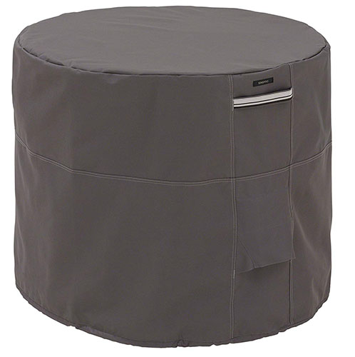 ravenna round cover for outdoor air conditioner