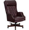 traditional office chair for ceo